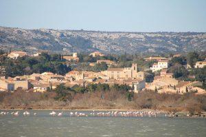 La Palme-village